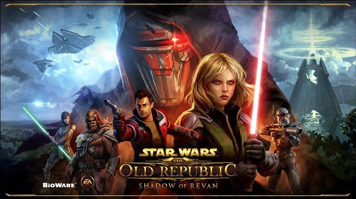 swtor launcher this application has encountered an unspecified error