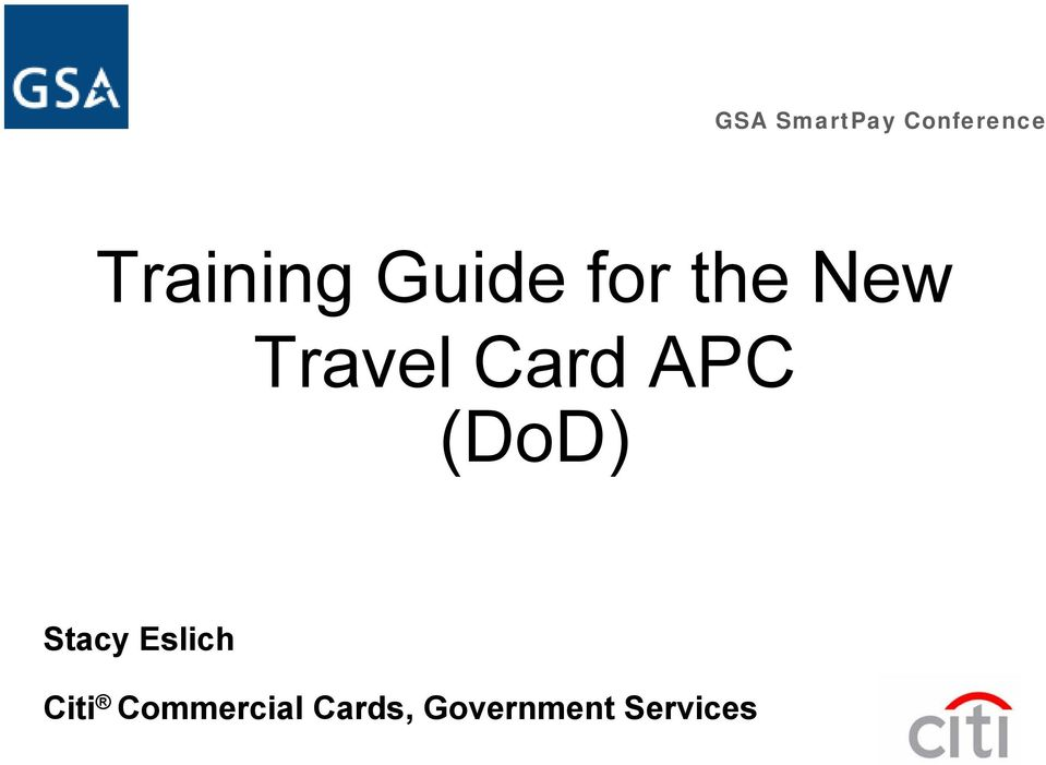government travel card application form army