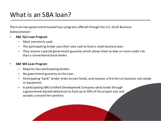 government small business loan application