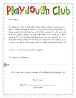 application letter to join a club