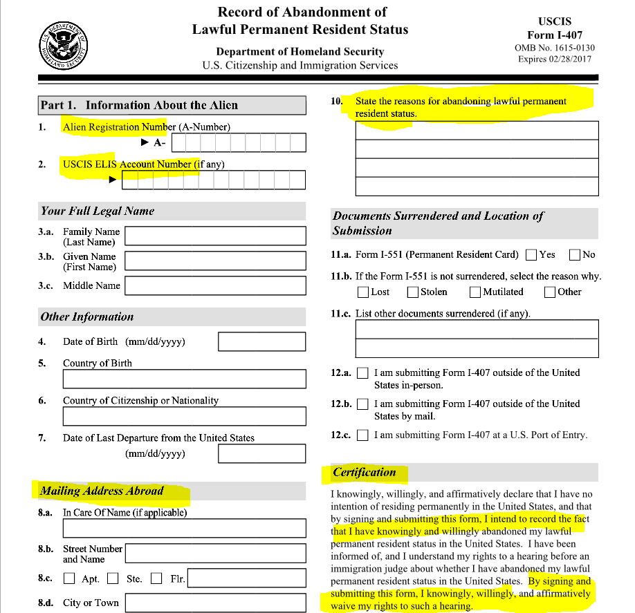 canadian permanent resident renewal application form