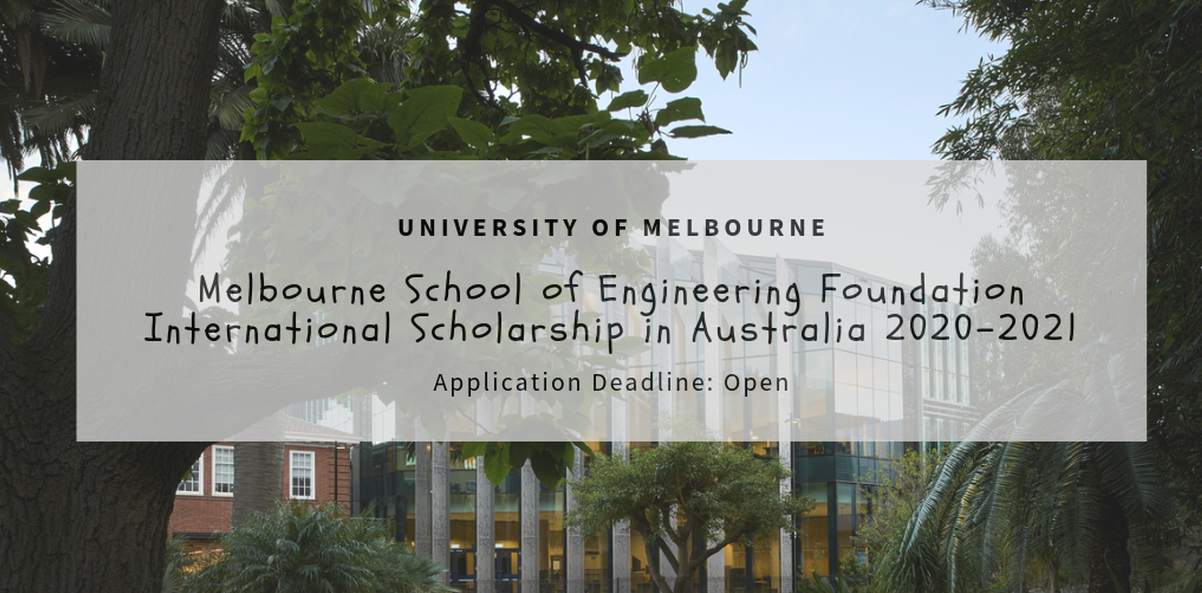 university of melbourne online application